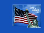 Liberty and Justice for All Wallpaper