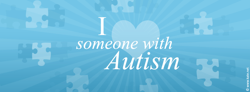 Support and awareness facebook covers timeline page covers by kate i love someone with autism facebook cover thecheapjerseys Image collections