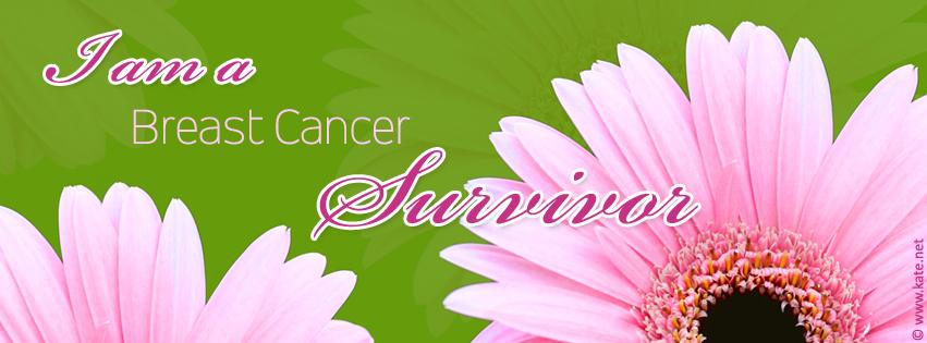 I Am A Breast Cancer Survivor Facebook Cover
