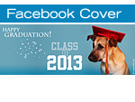 Graduation Facebook Cover