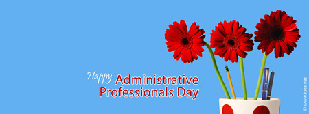Administrative Professionals Day Facebook Covers