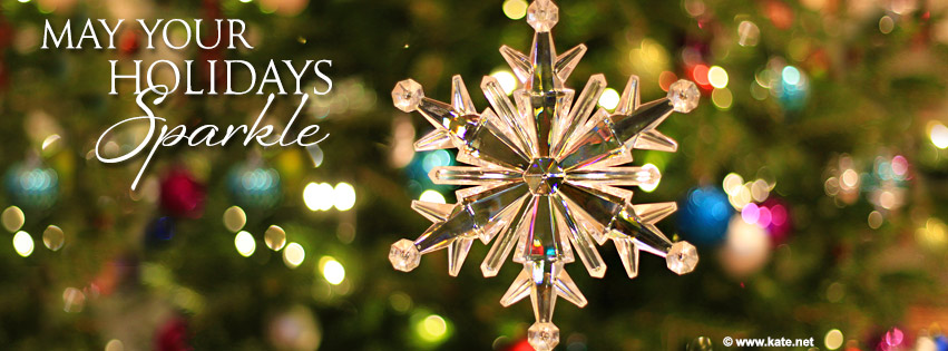 Christmas Facebook Covers, Holiday Facebook Covers by Kate.net