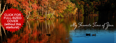 My Favorite Time of Year Facebook Cover