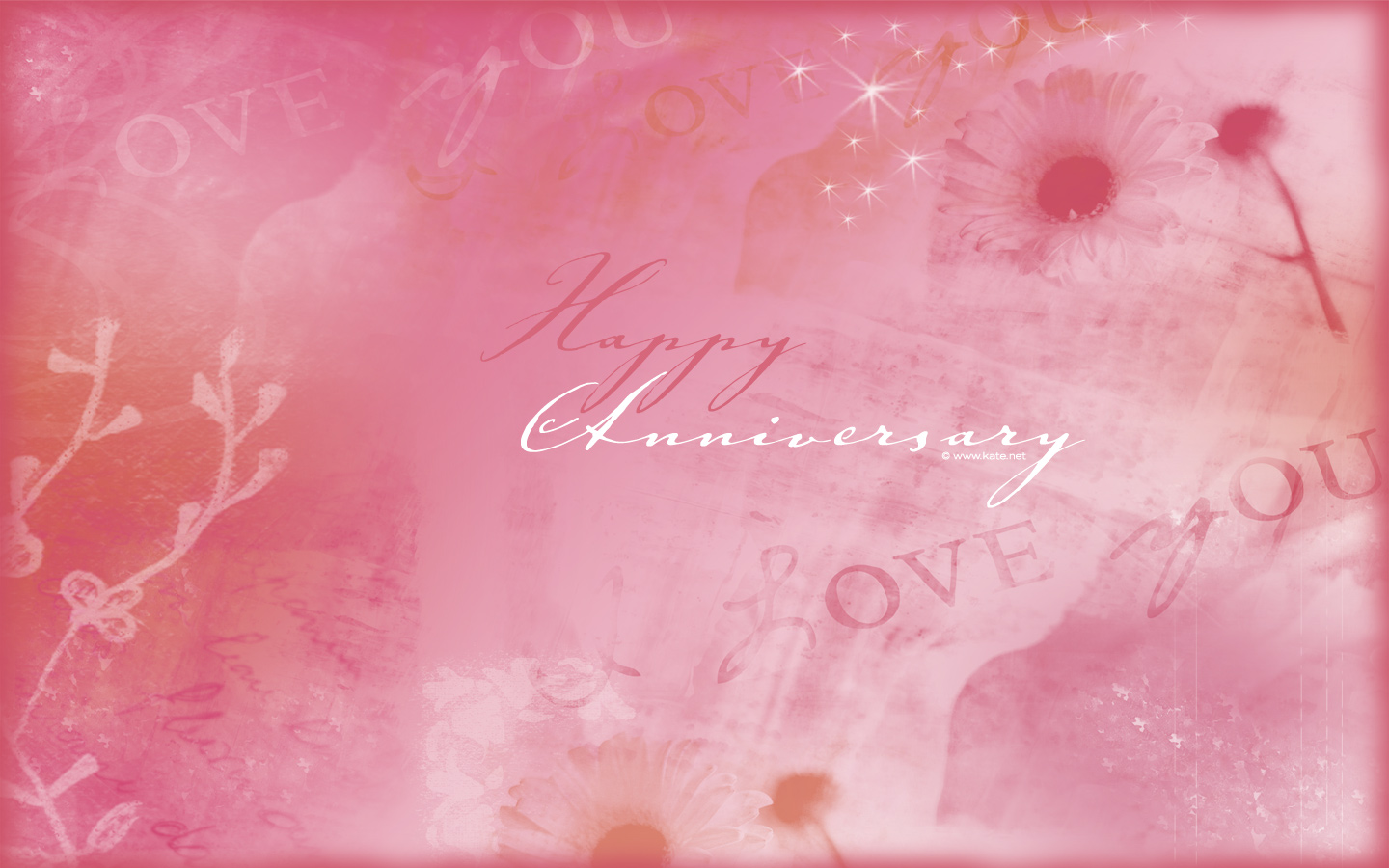 Anniversary Wallpapers by Kate.net