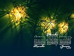 December Calendar Wallpaper
