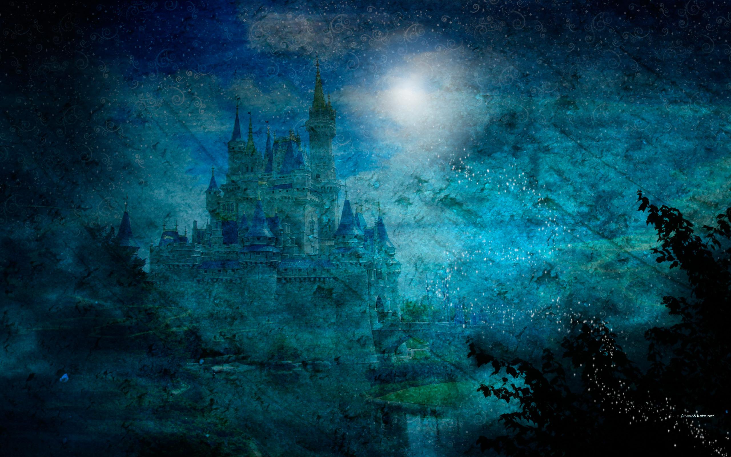 magic castle wallpaper 1085234