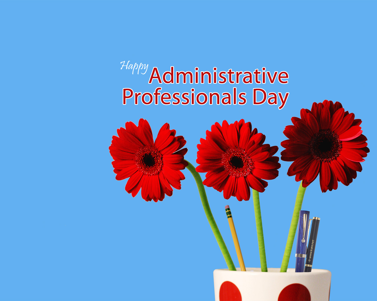 Professionals Day - Flowers