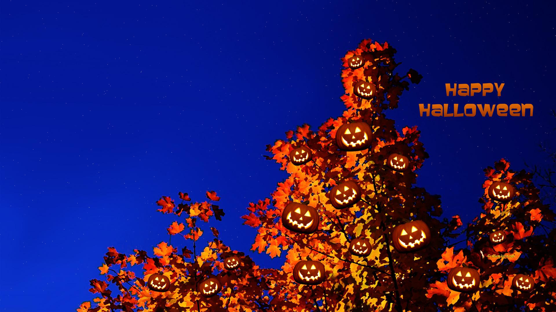 Halloween Wallpapers, Halloween Desktop Backgrounds on Kate.net ...