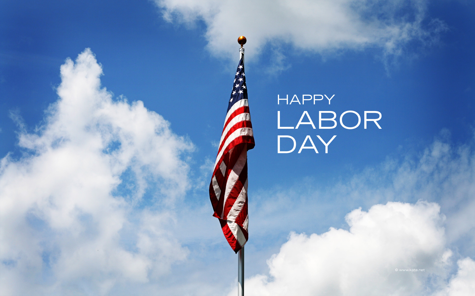 Labor Day Wallpapers, Labor Day Resources from Kate.net