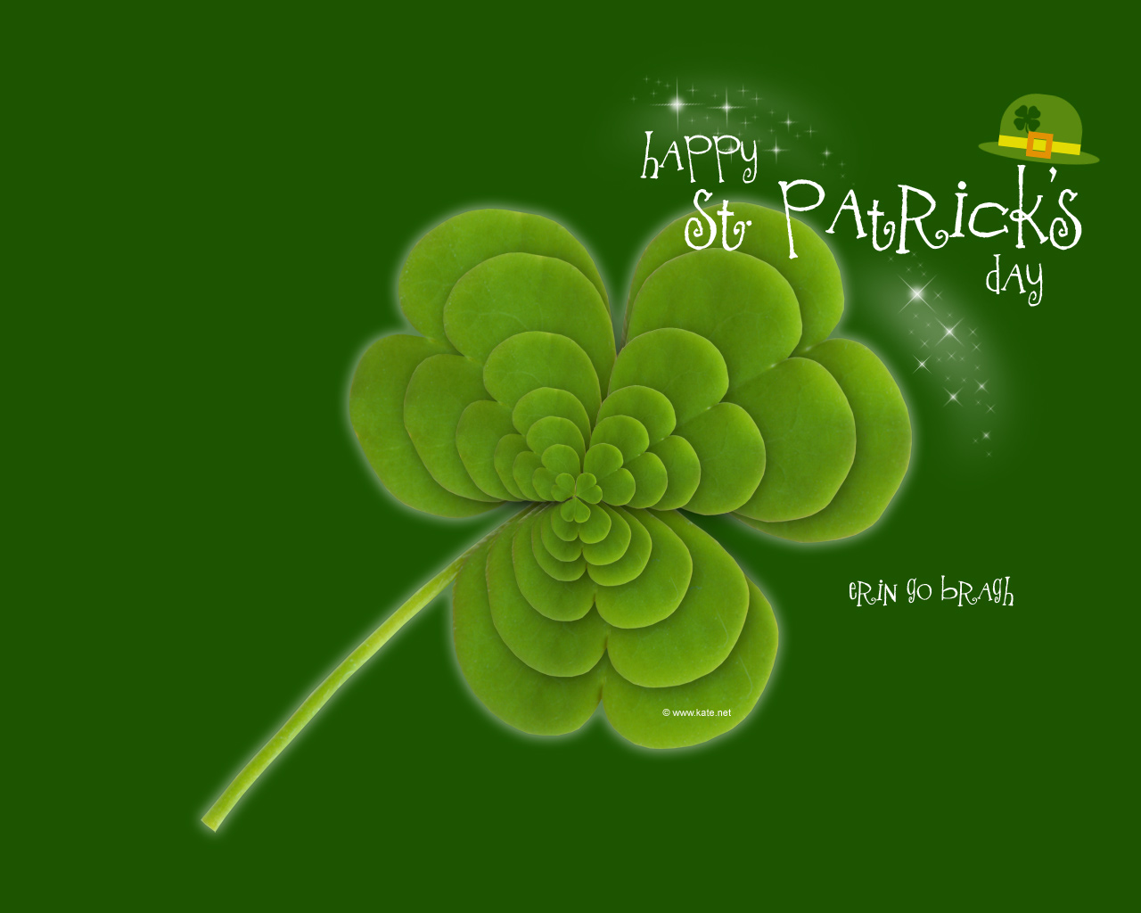 St Patricks Day Wallpapers By Kate