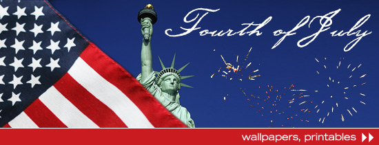 Fourth of July Wallpapers and More